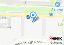 Компания «ПСК Инжиниринг» на карте