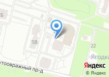 Компания «Строящийся жилой дом по ул. Генерала Маргелова» на карте