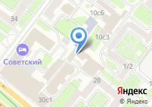 Компания «Управа района Беговой» на карте
