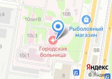 Компания «Судебно-медицинское отделение» на карте