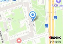 Компания «Химчистка-прачечная» на карте