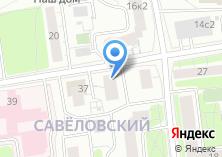 Компания «Велопульс» на карте