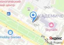 Компания «На Дмитрия Ульянова» на карте