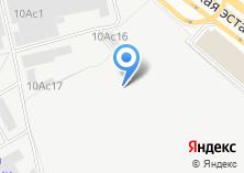 Компания «ГеккоПринт» на карте