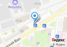 Компания «Натяжные потолки домовой» на карте
