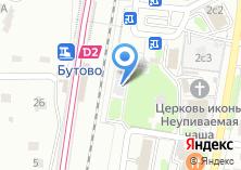 Компания «Сеть магазинов доступных товаров» на карте