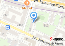 Компания «Ягуар ДМ» на карте
