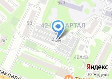 Компания «ГСК 12» на карте