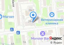Компания «Квесисская 24» на карте