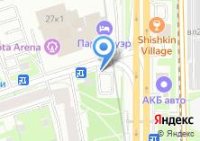Компания «Автостоянка на Дмитровском шоссе» на карте