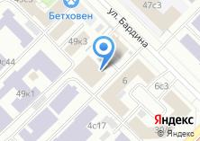 Компания «Рускейт» на карте
