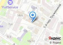 Компания «Невский Банк» на карте