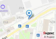 Компания «Эколь» на карте