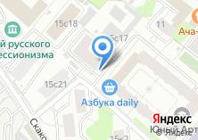 Компания «Малекс Аудит Групп» на карте