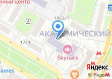 Компания «Институт российской истории РАН» на карте