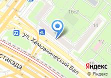 Компания «Студия обоев №1» на карте