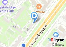 Компания «Химчистка №1» на карте