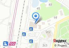 Компания «Рельсы Шпалы» на карте