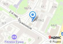 Компания «Банк Александровский» на карте