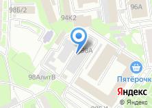Компания «Солвер торгово-сервисная компания» на карте