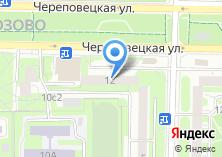 Компания «Трансинсерв Лимитед» на карте