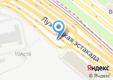 Компания «Столовая на Новолужнецком проезде» на карте