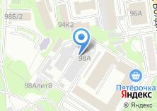 Компания «SolidCar» на карте