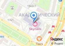 Компания «ЮНИО-ВЕНТ» на карте