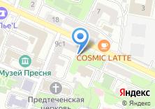Компания «СВЕТОПРОЕКТ» на карте