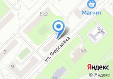 Компания «Автохимия-Инвест» на карте
