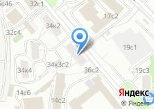 Компания «Студия депиляции и дизайна ногтей» на карте
