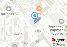 Компания «Шторная мода» на карте