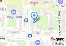 Компания «Шпигель» на карте