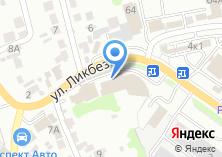 Компания «Строящееся административное здание по ул. Павшинский мост» на карте