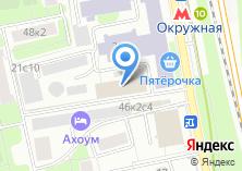 Компания «TransPark» на карте