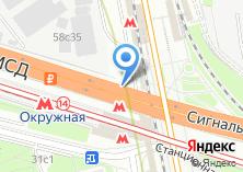 Компания «На Сигнальном» на карте