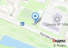 Компания «Автокомплекс на Ратной» на карте
