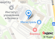 Компания «Содействие-Тула» на карте