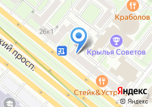 Компания «ПКТИпромстрой» на карте
