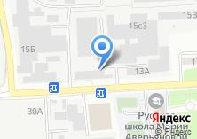 Компания «Денмарко» на карте