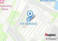 Компания «F!T SERVICE» на карте