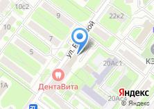 Компания «Совет депутатов муниципального округа Беговой» на карте