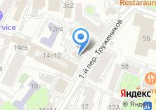 Компания «АбсолютКонсалт» на карте