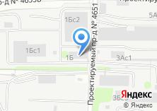 Компания «ПРОФСТРОЙ» на карте