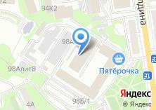 Компания «Технокар» на карте