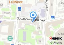 Компания «Компьютер» на карте