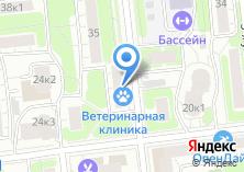 Компания «Marite.Ru» на карте