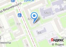 Компания «МУНА-ТТМ» на карте