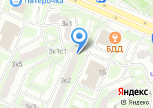 Компания «Красотка» на карте