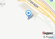 Компания «Краслекс» на карте